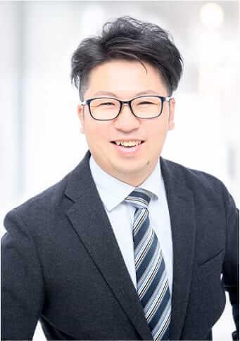 代表取締役 水野 辰章 写真